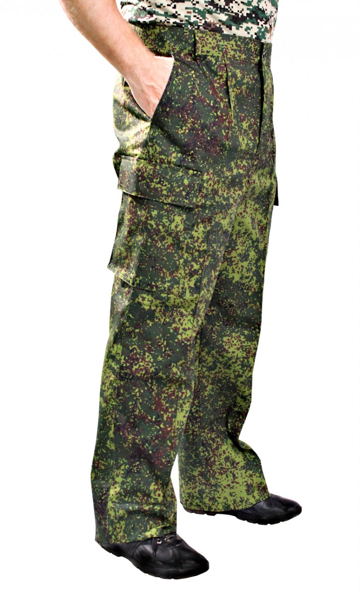 Брюки военно-полевые Рип-стоп цвет Цифра
