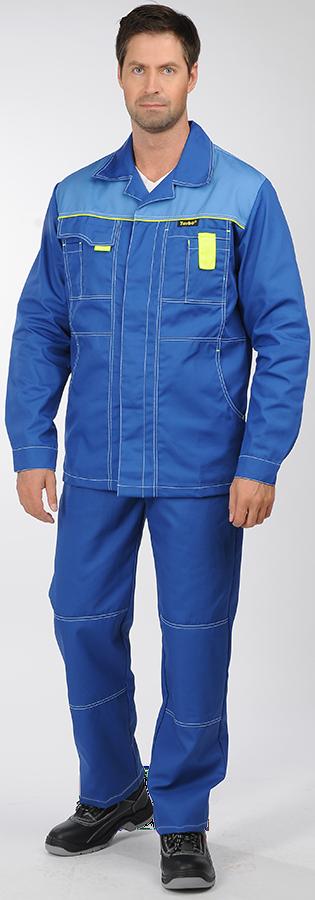 Куртка ТУРБО удлиненная
