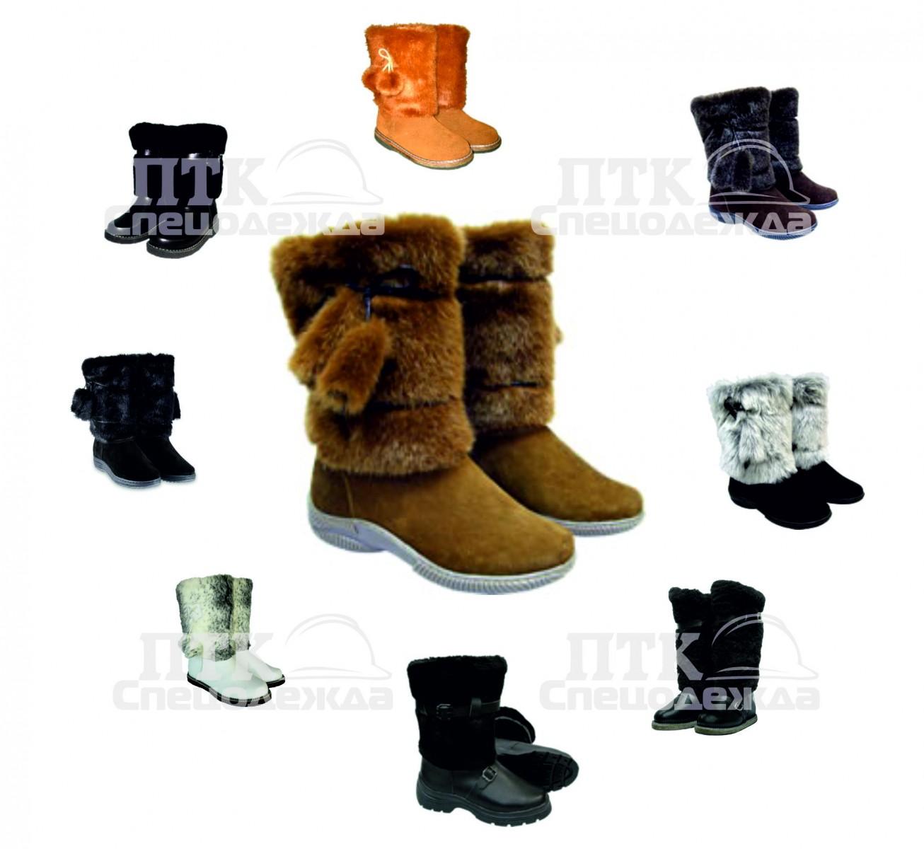 c31fa36c7 Унты и валенки – лучшая зимняя обувь в национальном стиле ...