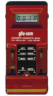Дозиметр ДБГ-06Т