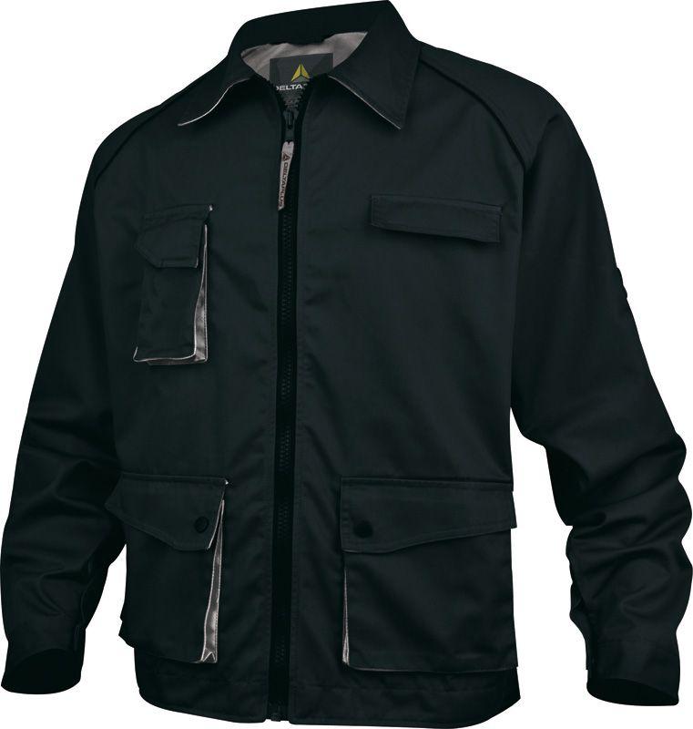 Куртка M2VES черно-серая