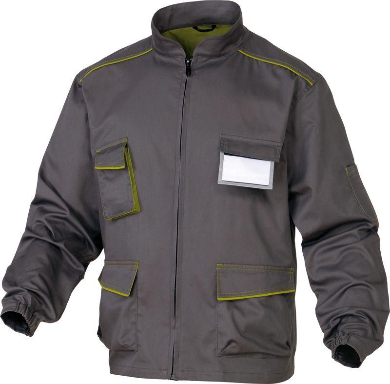 Куртка M6VES серо-зеленая