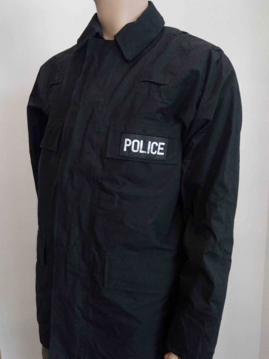 Куртка GB черная без вставки