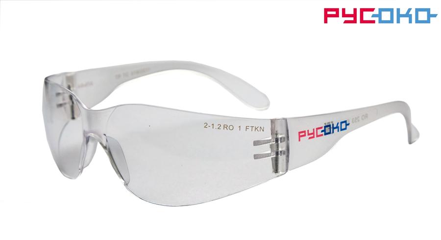 Защитные открытые очки Альфа