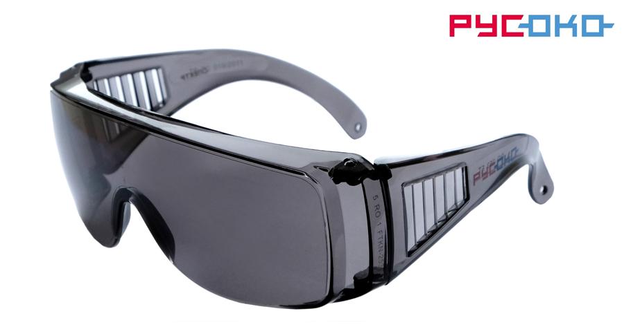 Защитные открытые очки Спектр Дарк