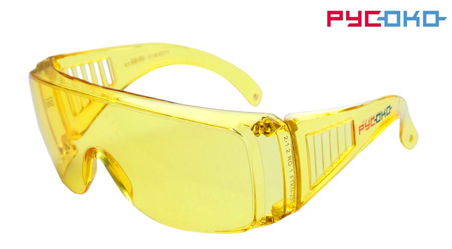 Защитные открытые очки Спектр Контраст