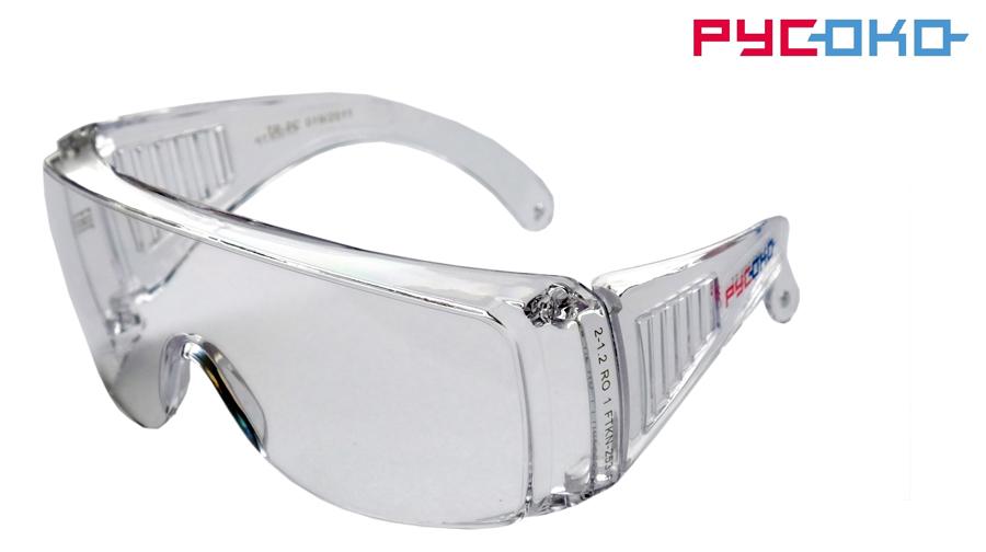 Защитные открытые очки Спектр