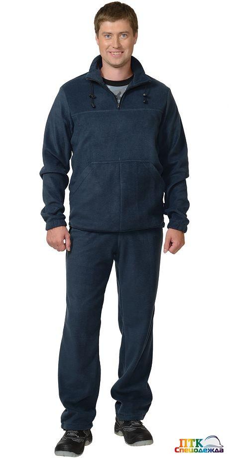 Костюм флисовый куртка