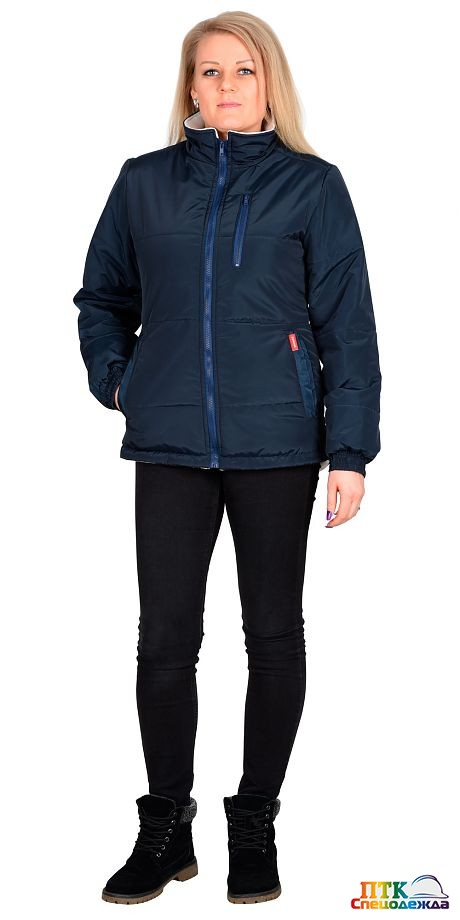 Куртка СИРИУС-SNOW на подкладке флис