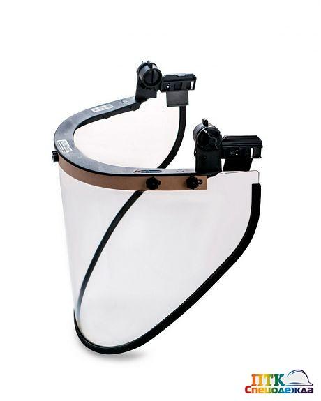 Щиток защитный лицевой с креплением на каске защитной КБТ ВИЗИОН® ENERGO (04290)