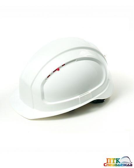 Каска защитная СОМЗ-19 ЗЕНИТ RAPID белая (719817)(х15)