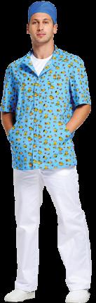 Блуза Педиатр