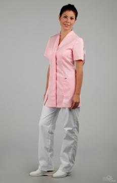 Блуза женская КОСМЕЯ розовый