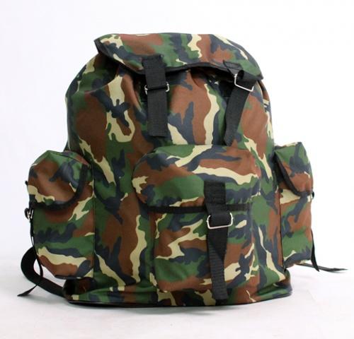 Рюкзак модель: 02 с люверсами КМФ