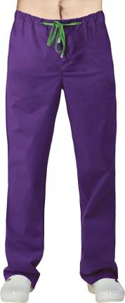 Брюки мужские фиолетовый