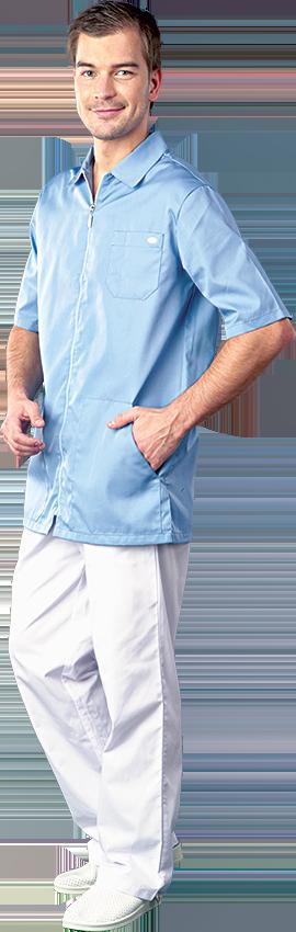 Блуза Профи мужская разноцветная №1