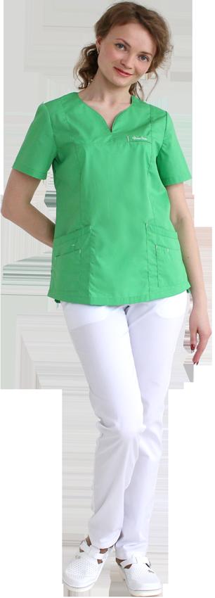 Блуза Нева №1 разноцветная