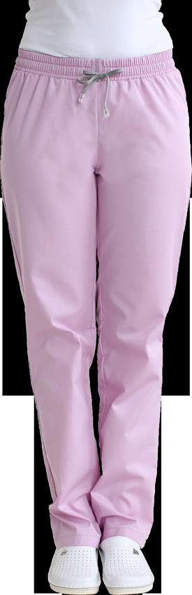 Брюки женские, цвет лаванда