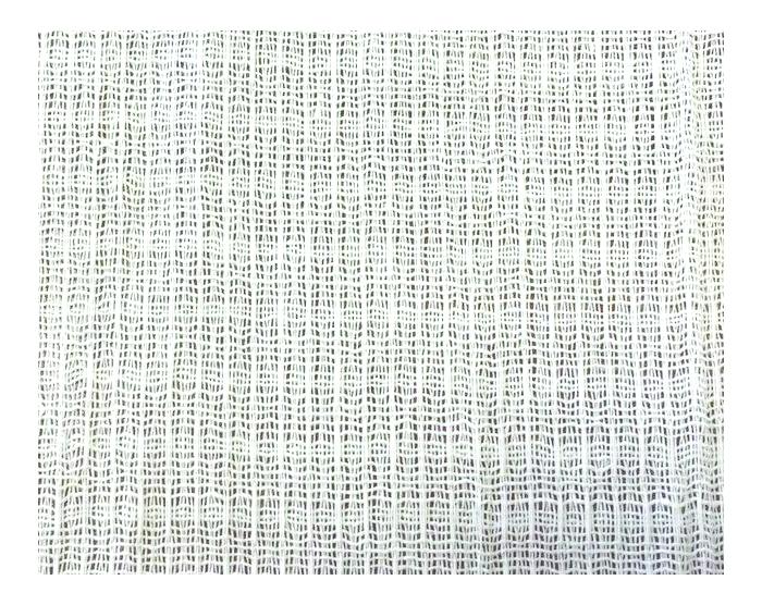 Вафельное полотно отбеленное в рулонах 110г/м2