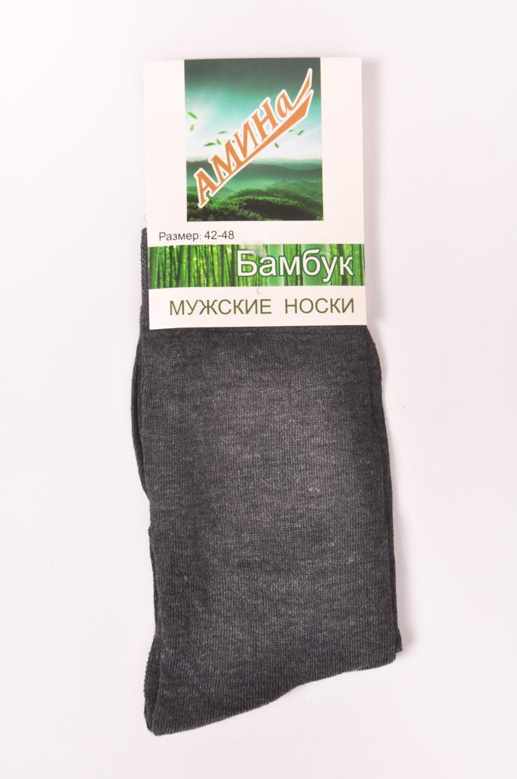 """Носки мужские бамбуковые """"Амина"""""""