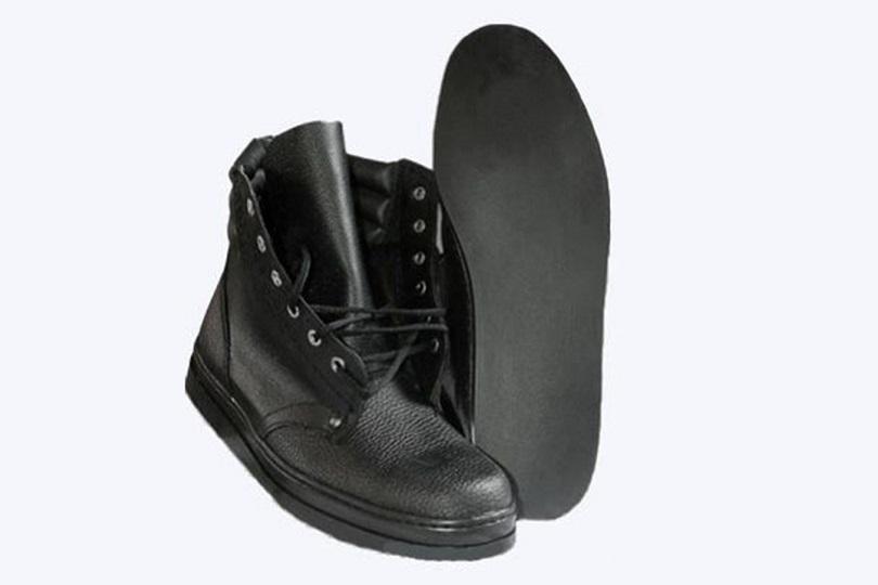 Ботинки асфальтировщика