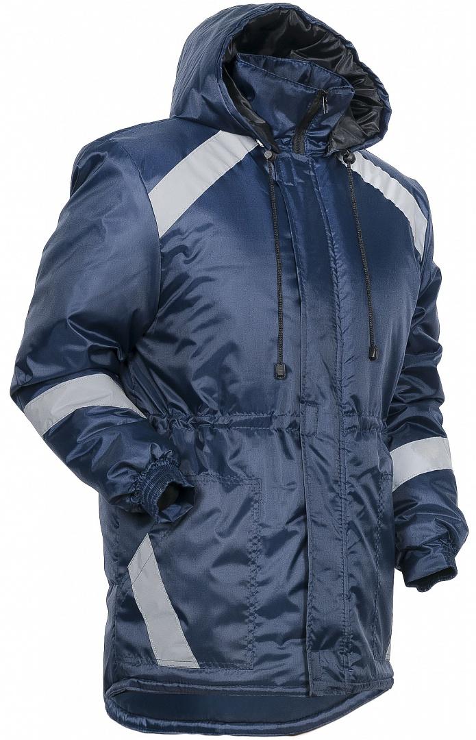 Куртка зимняя Прогресс удлиненная