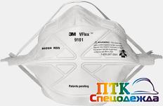 Респиратор противоаэрозольный  3М VFLEX 9101