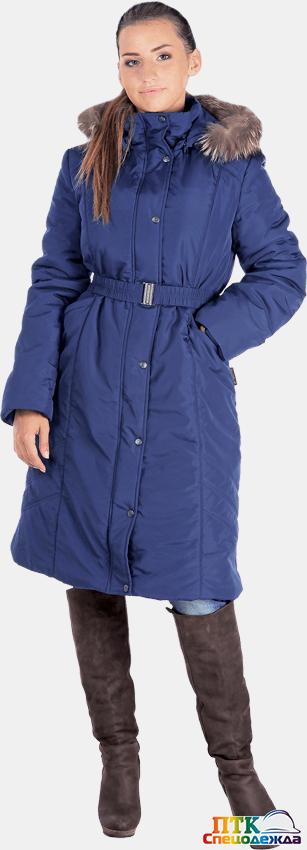 Пальто НЕВИ утеплённое
