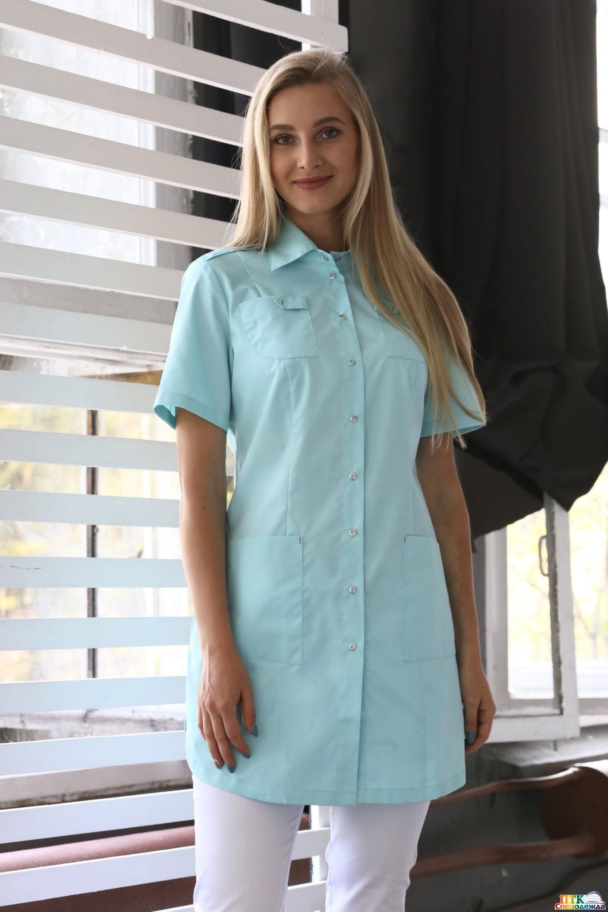 Блуза Сафари №1 разноцветная