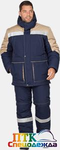 Зимний костюм ЕНИСЕЙ утеплённый