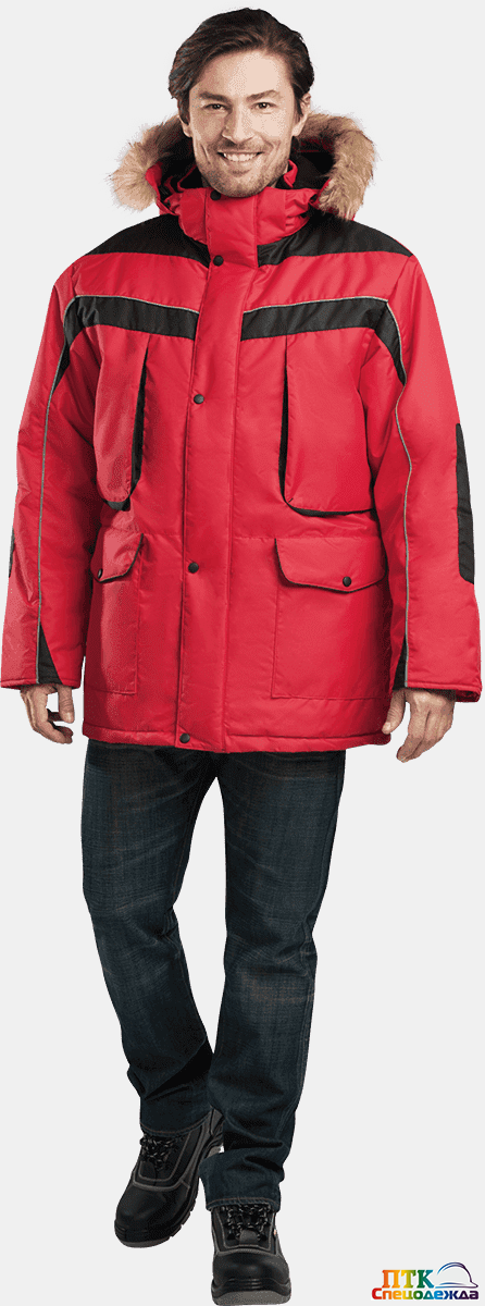 Куртка ДИКСОН утеплённая Кур 665