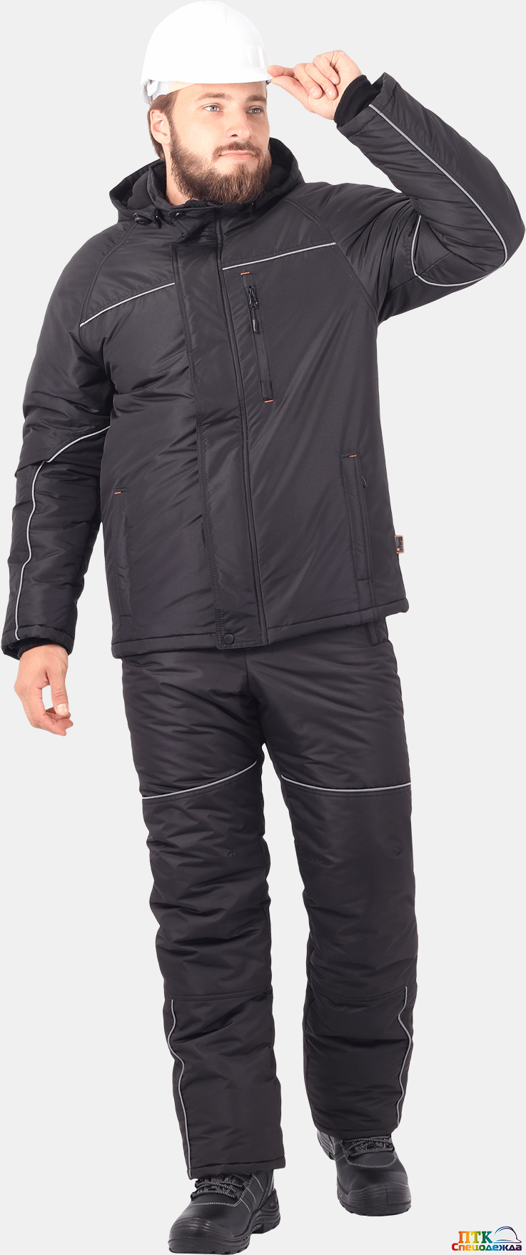 Куртка МЕТЕЛЬ утеплённая (зима)