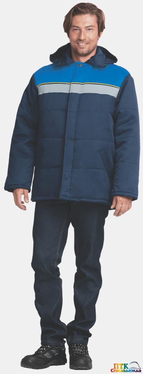 Куртка ЕВРОТЕЛОГРЕЙКА утеплённая