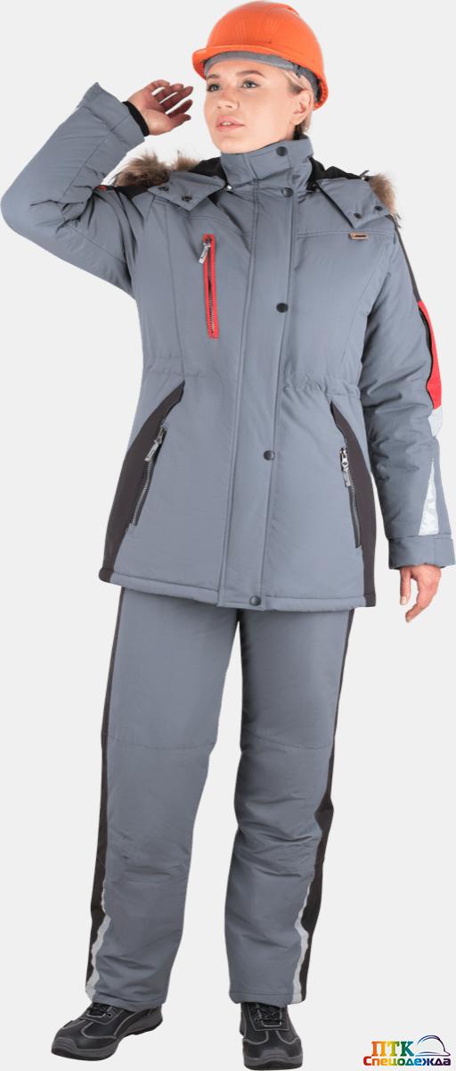 Куртка ХАЙ-ТЕК утеплённая №12