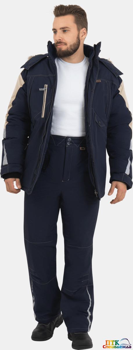 Куртка ХАЙ-ТЕК утеплённая модель 72
