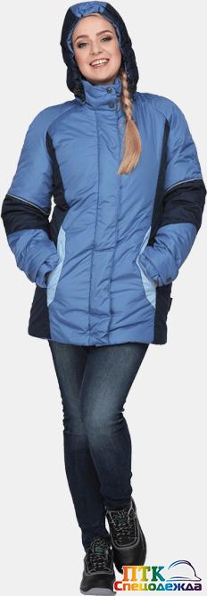Куртка ВИРАЖ утеплённая (зима)