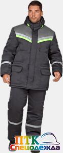 Куртка СНЕЖНЫЙ утеплённая