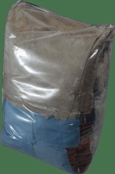 """Ветошь """"Цветной трикотаж"""" (10 кг упаковка) (Вет 001)"""
