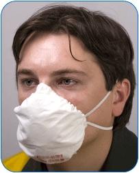 Респиратор АЛИНА 100 (с низким сопротивлением дыханию)